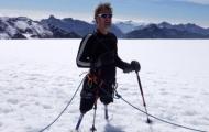 Альпинист с ампутированными ногами стал первым лауреатом премии имени Генри Уорсли