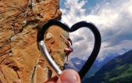 7 причин почему скалодром – отличное местом для встреч возлюбленных