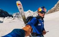 Польский альпинист Анджей Баргель стал первым в мире человеком, который спустился с восьмитысячника К2 на лыжах!