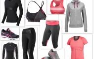 Правильная одежда для занятий фитнесом
