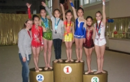 Наших девочек с отличными результатами на         Чемпионате г.Бишкек, который прошел с 21 по 23 декабря!!