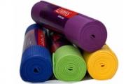 Выбираем коврик для йоги