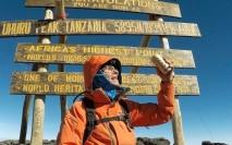 88-летний американец поднялся на вершину Килиманджаро, установив рекорд
