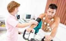 Медицинское обследование спортсменов