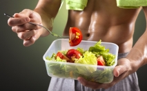 Важность правильного питания при тренировках для похудения