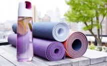 Как выбрать коврик для фитнеса?